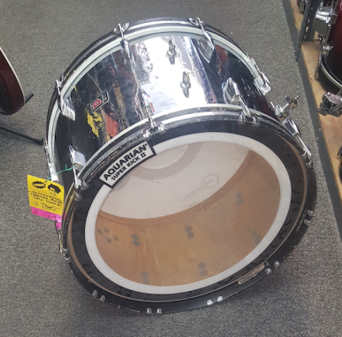 Screen Shot bass drum